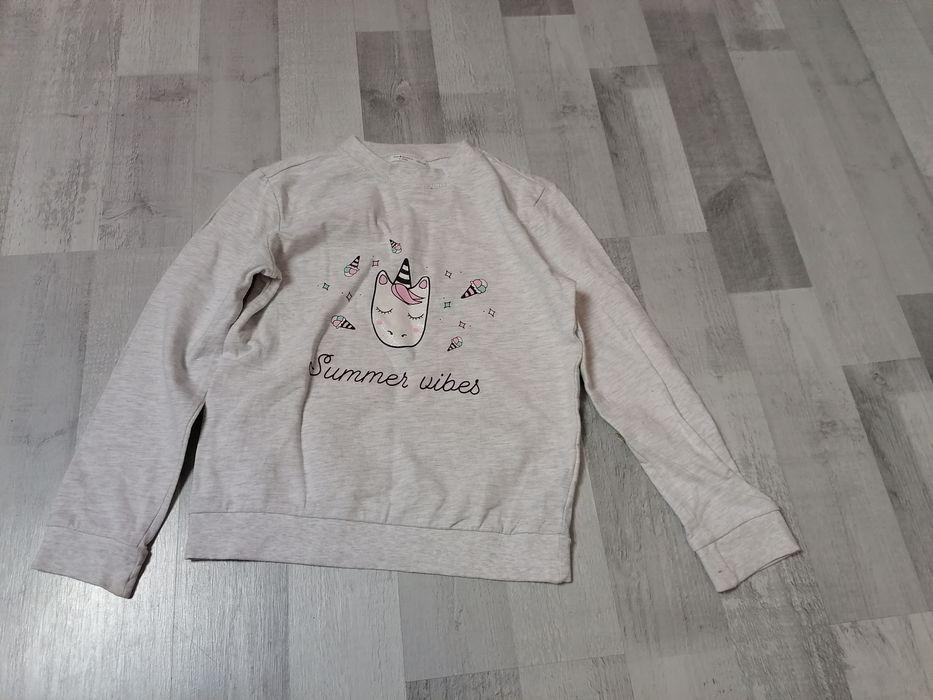 Bluza Fo&Bunny z jednorożcem 134cm Wejherowo - image 1