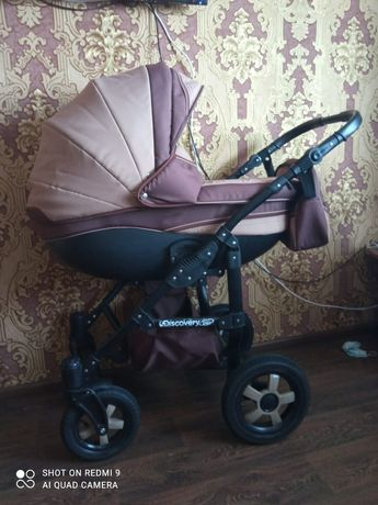 Продам коляску детскую от 0 до 3-х лет