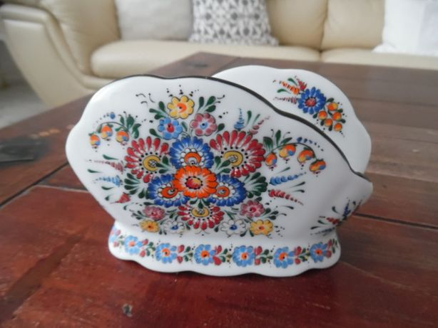 Serwetnik - Porcelana Karolina