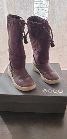 Зимние сапоги для девочки ессо