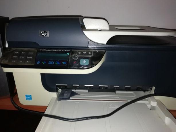 impressora fax e fotocopiadora hp