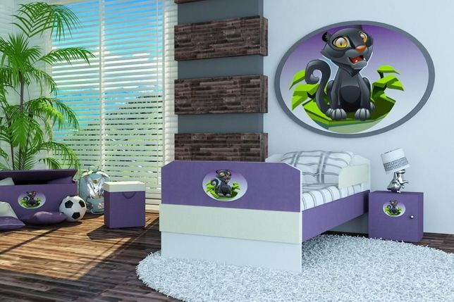 Łóżko dla dziecka 140x80,160x80,180x80,możliwe piętrowe(patrz galeria)