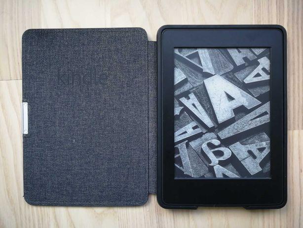 Czytnik Kindle Paperwhite 3, oryg etui i 700 książek