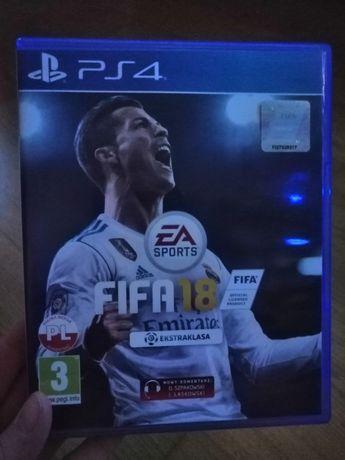FIFA18 na PS4