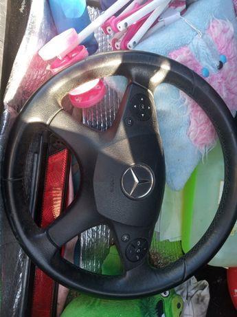Volante Mercedes e w212 w204 c/airbag,mais pecas para w212 capot charr