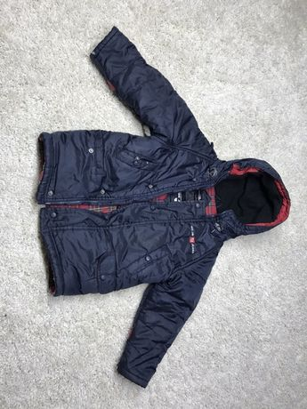 Куртка для хлопчика 9-11років
