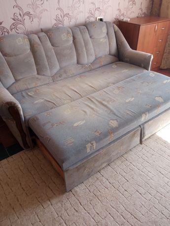 Продам диван левый берег
