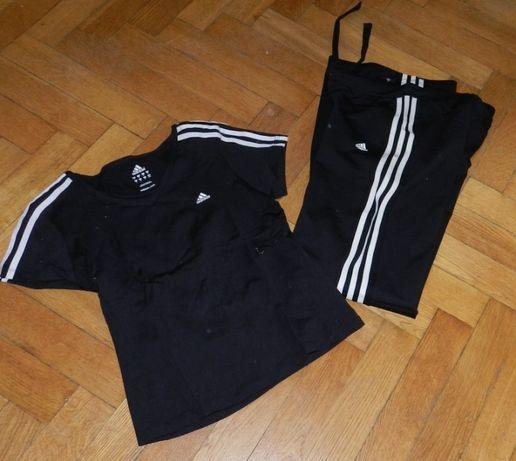Komplet bluzka i spodnie Adidas, r. M