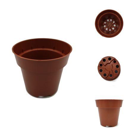 Vasos Plásticos 8.5CM Suculentas