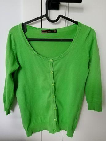 Sweterek na guziczki rozmiar S Zara