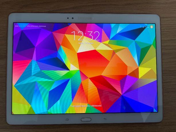 Tablet Samsung Galaxy Tab S SM-T805 16GB/3GB LTE - stan bardzo dobry