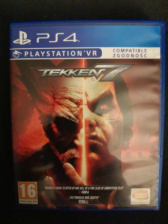Tekken 7 gra Ps4 VR