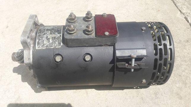 электродвигатель для электропогрузчика