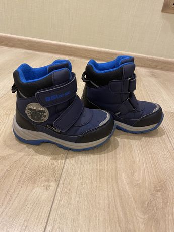 Зимние термо ботинки BG Termo