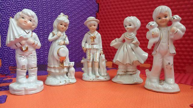 Продаю коллекцию статуеток фарфоровых!