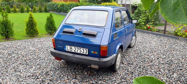 Fiat 126p Maluch 2000rok.