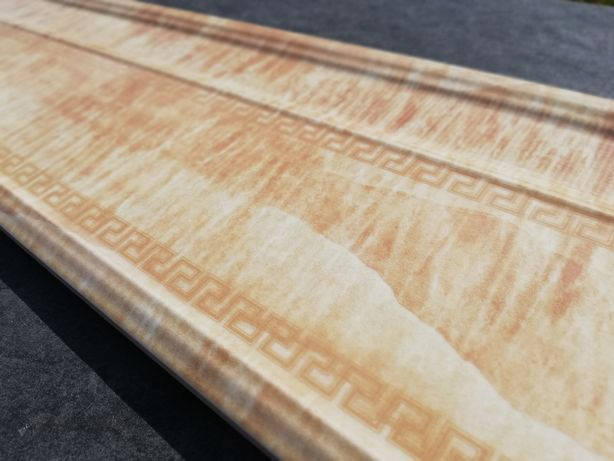 Dekory cokoły Versace 15x60 Onice