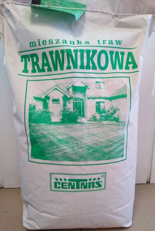 Mieszanka traw na trawnik worek 5 kg