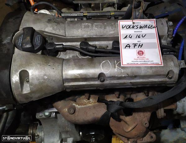 Motor Volkswagen Polo 1.4 16V 100cv AFH