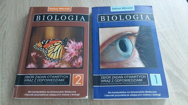 Witowski biologia 1 i 2 zbiór zadań z odpowiedziami matura