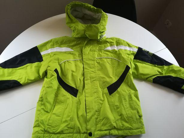 Kurtka zimowa, narciarska chłopięca 110- 116.