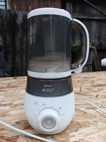 Philips AVENT Пароварка-блендер 4в1 SCF875/02