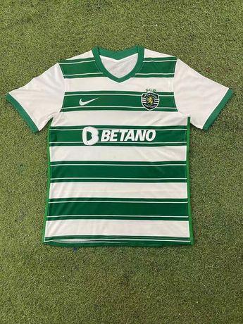 Camisolas de Futebol 2021/22