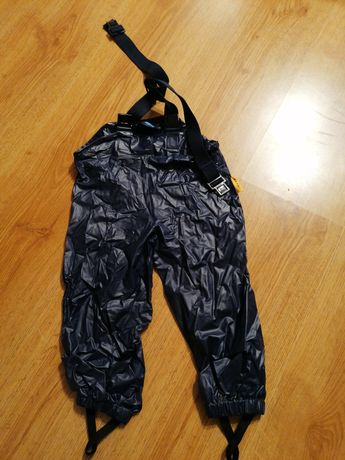 Spodnie przeciwdeszczowe na śnieg 86