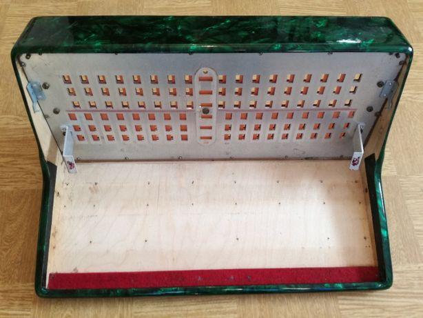 Akordeon połówka klawiatura Weltemister Stella 80 bas