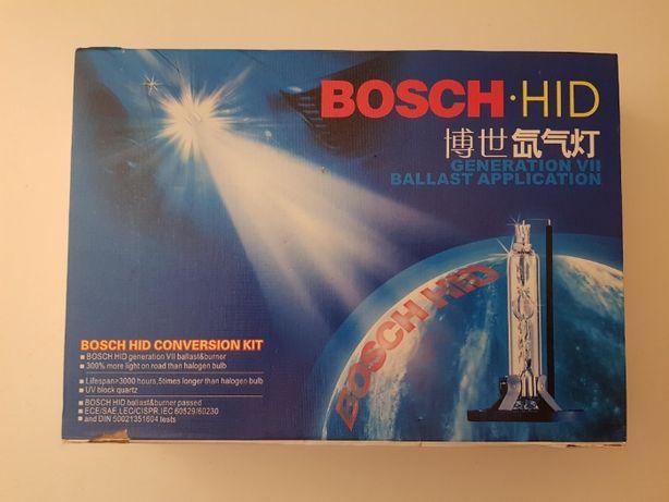 Lampada Xenon Bosh H4 médios e máximos