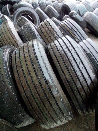 Грузовые шины б/у 385 65 R22,5 и диски