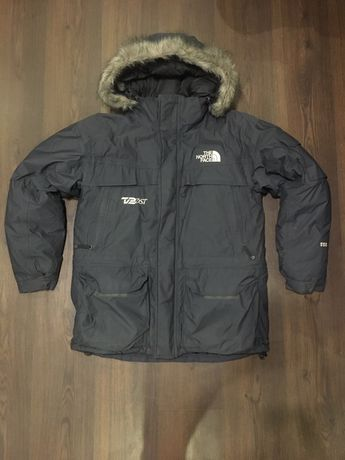 Куртка-аляска Пуховик The north face 550 700 nike
