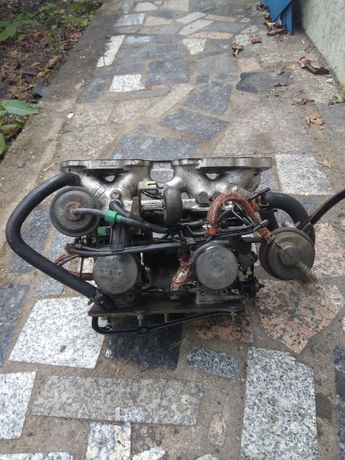 Carburador Duplo KEIHIN,Japao, Honda Concerto/Civic/CRX motor D14A1
