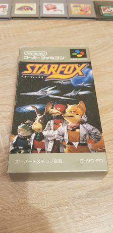 StarFox Super Famicom Star Fox snes