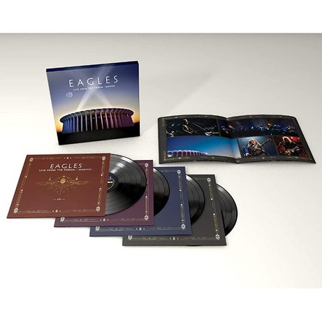 Eagles - Live from the Forum MMXVIII (Ltd Box) 4LP