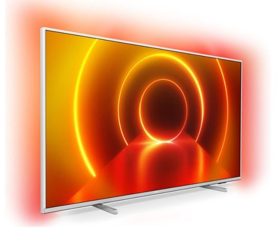 Telewizor Philips 50PUS7855 4K, LED, Odświeżanie: 1700 Hz, Wi-Fi,
