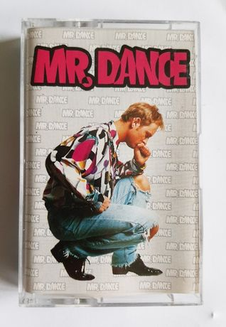 Mr Dance oryginalna kaseta z hologramem Unikat