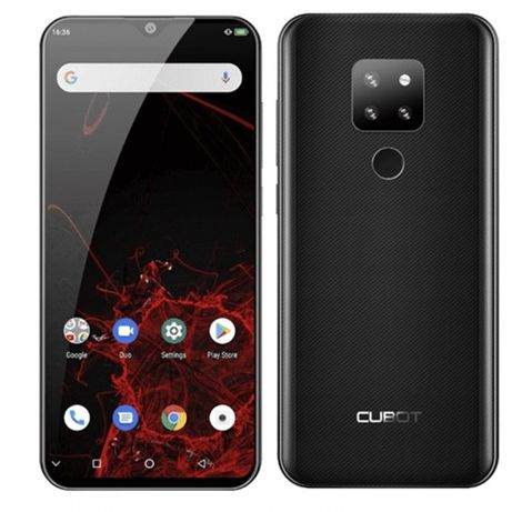 Cubot smartfon P30 4GB+64GB 4000mAh