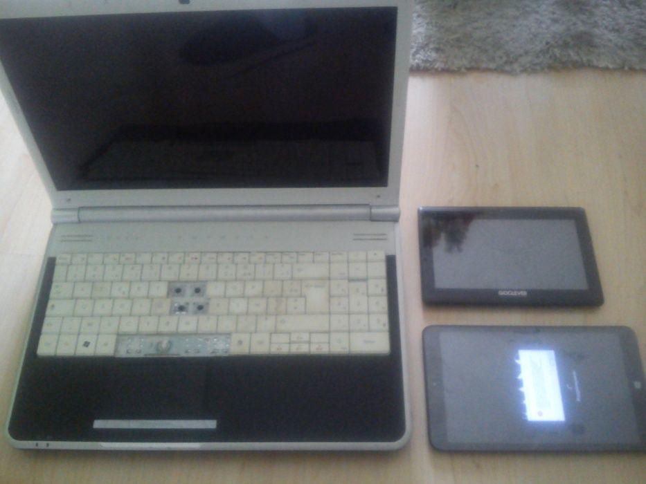 Laptop Packard Bell. Tablety Kiano Goclever. Sprawne i uszkodzone Władysławowo - image 1
