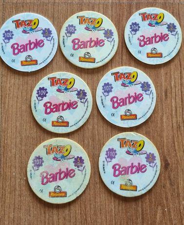 Barbie tazos (matutazos)