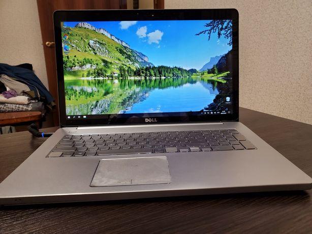 Игровой ноутбук Dell i7/nvidia GT750/17.3 дюйма СЕНСОРНЫЙ