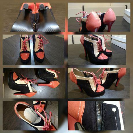 Женская обувь 35 размера туфельки туфли