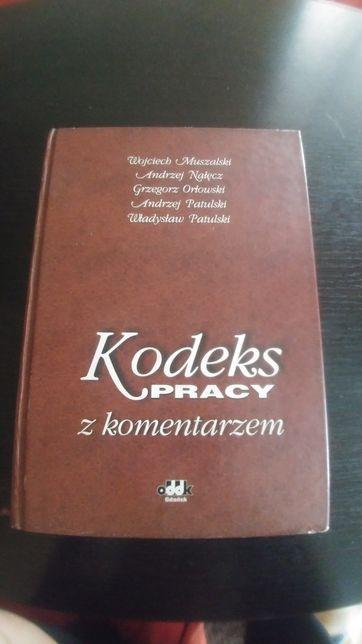 Kodeks pracy z komentarzem rok 1998