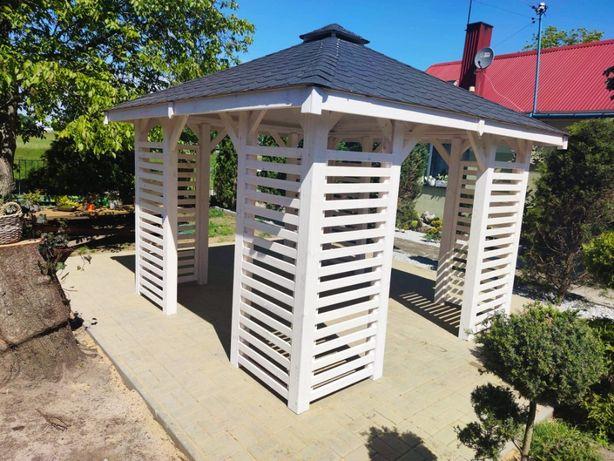 altana ogrodowa altanka altanki drewniane wiata 3x3 4x4