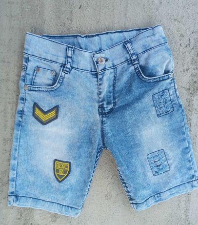 Шорти джинсові для хлопчика