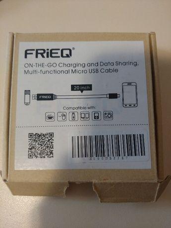 Мультифункціональний USB кабель FRiEQ