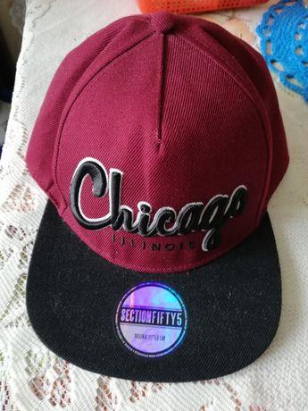 Czapka full cap Chicago Illinois
