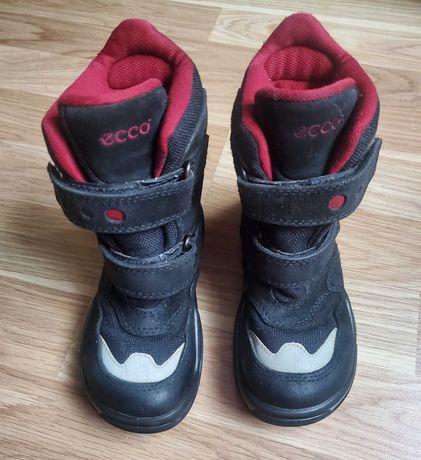 Зимові чобітки для хлопчика Ecco 27 розмір