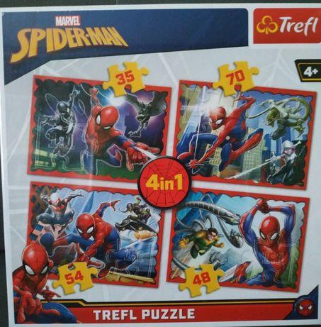Puzzle Trefl Spiderman