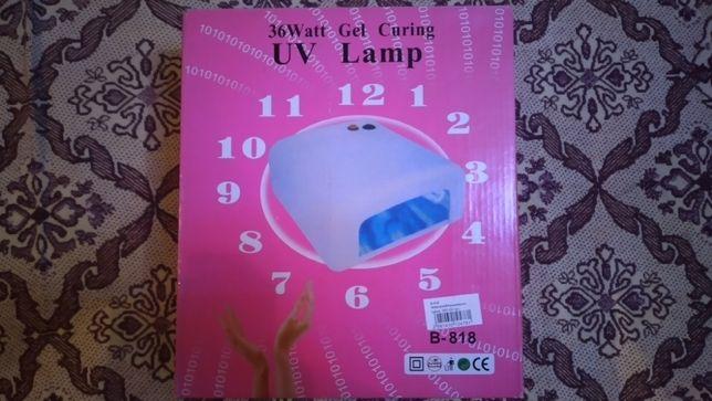УФ лампа для маникюра 36W